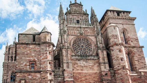 Кафедральный собор Родеза - Туристический маршрут по Родезу