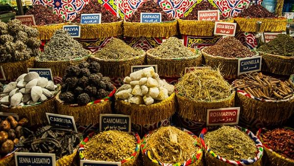 Старый рынок, Шарм-эль-Шейх,
