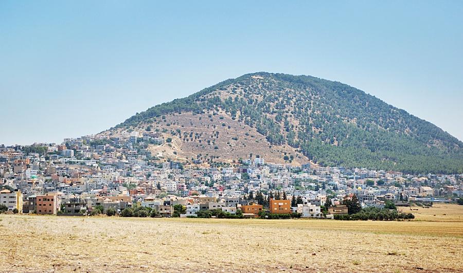 Гора Фавор. Назарет