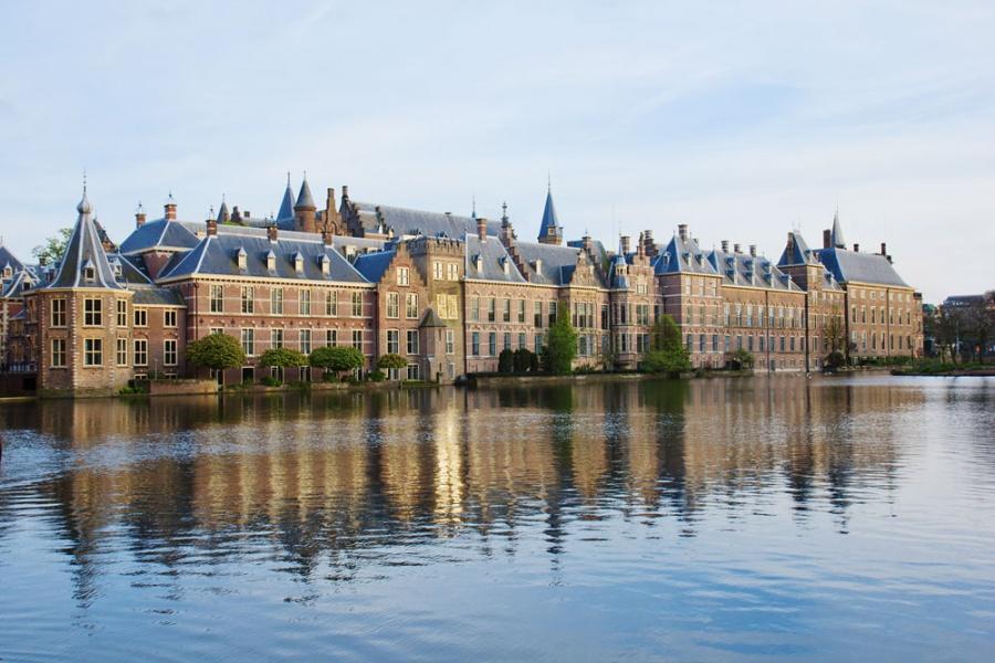 Дворцовый комплекс Бинненхоф - Гаага, Нидерланды. Обзор ...