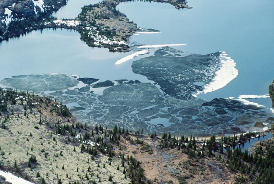 Гудзонов залив в Канаде, Северная Америка и Карибы - Redigo.