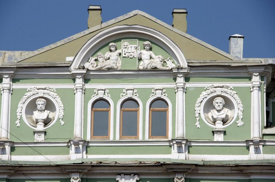 Большой драматический театр спб