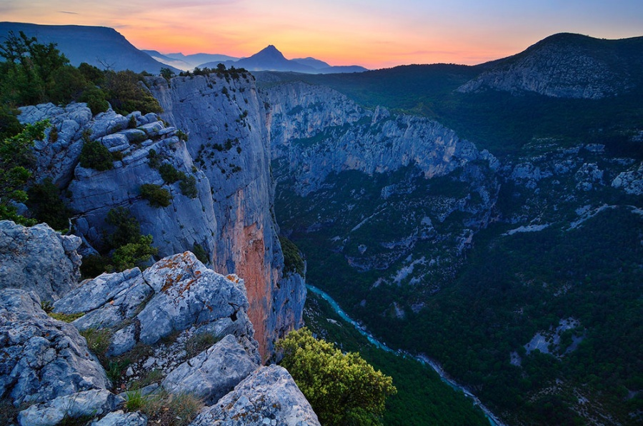 Вердонское ущелье 10 лучших достопримечательностей Франции
