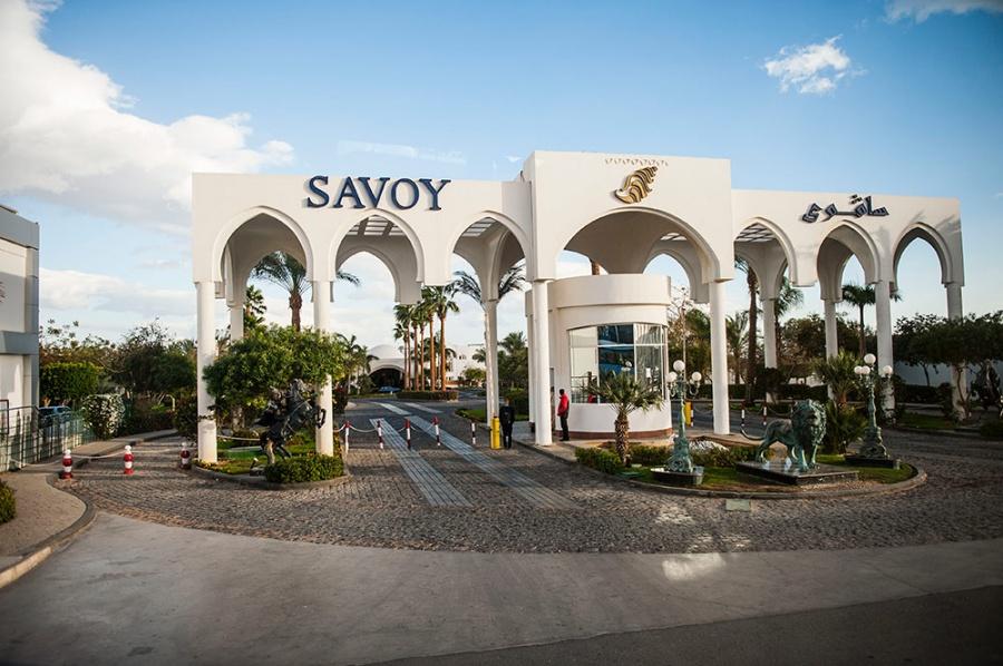 Отель Royal Savoy