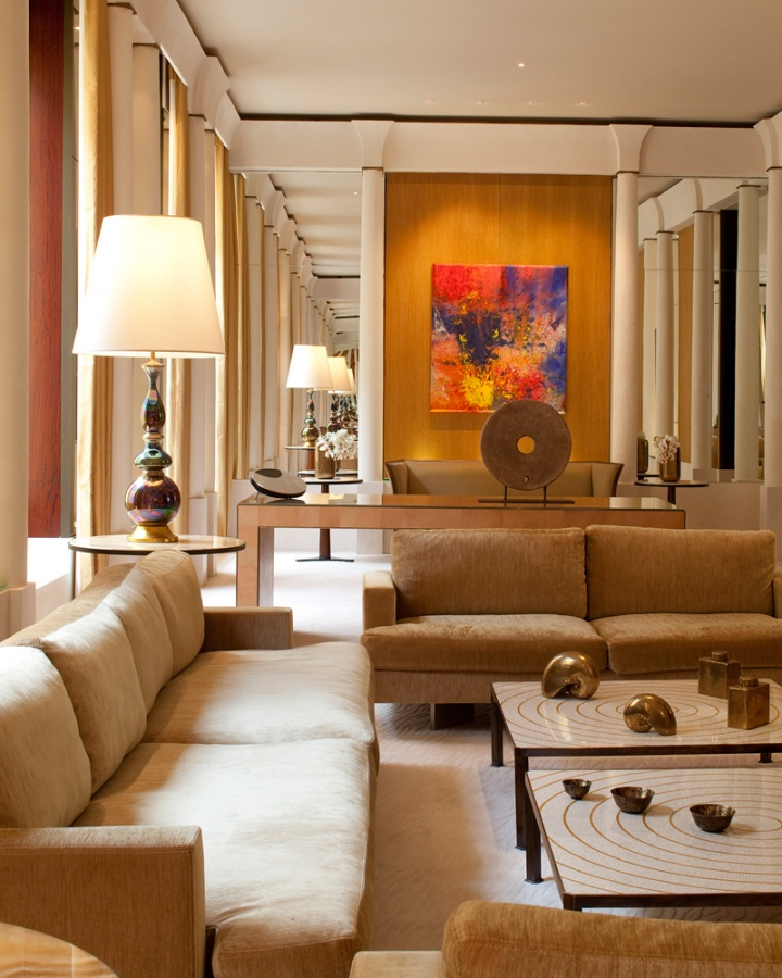 Отель park hyatt paris vendôme в париже