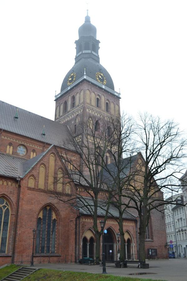 Домский собор в Риге, Латвия - фотография 1 из 9 - Redigo.ru: http://redigo.ru/geo/europe/latvia/poi/10954/media/photo/1